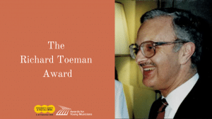 A picture of Richard Toeman